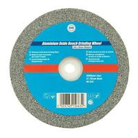 150x20mm Medium Aluminium Oxide Bench Grinding Wheel Use w/ 150mm Bench Grinder