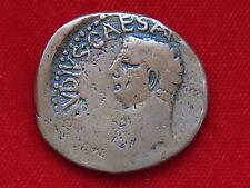 New listing Roman. Claudius A.D.41-54, Bronze As. Rev-Minerva advancing Right. Vg/Poor