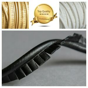 5mm Faux Leather Embossed Piping Welt Welting Cord Upholstery Marine Automotive
