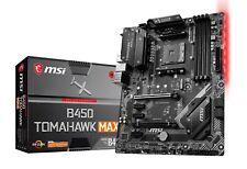 MSI B450 TOMAHAWK max ATX carte mère pour AMD AM4 processeurs