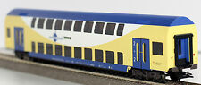 Trix H0 2. Doppelstockwagen Metronom 2. Klasse aus Packung 21517 Neu Ohne OVP