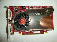 VisionTek ATI Radeon HD 3650 PCIe x16 Graphics Card 512MB DVI TV-Out VT-400619
