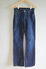 Citizens of Humanity Women's Size 25 Amber Jeans Medium Rise Boot Cut 25 x 30L