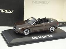 Norev 1/43 - Audi A5 Cabrio Marrone