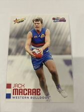 2020 Afl Select Auskick Base Card Jack Macrae Western Bulldogs