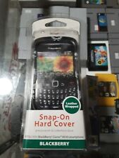Blackberry Snap On Hard Cover fit curve 8530 smartphone.