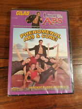 Gilad Lord Of The Abs Phenomenal Abs & Core Abdominal Workout Dvd Sealed/New