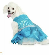 Bootique Belle of the Ball XS 11 - 13 IN Blue Princess Party Dog Dress