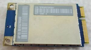 APPLE MACBOOK PRO AIRPORT LAPTOP WIFI WIRELESS CARD 607-0368-A Used Working