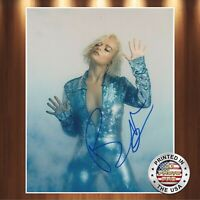 Bebe Rexha Autographed Signed 8x10 Photo REPRINT