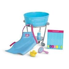 American Girl Pet Bath with Apron and Accessories