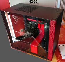 PC Gamer ITX  Ryzen 5 3600/ GTX 1660 / SSD 500Go / Watercooling RGB / NZXT H200i