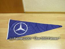 Fahnen Flagge MERCEDES BENZ Wimpel - 45 x 114 cm