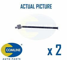 2 x NEW COMLINE FRONT TIE ROD AXLE JOINT TRACK ROD PAIR OE QUALITY CTR3041
