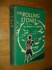 """The Rolling Stones by Robert A. Heinlein First Edition """"A"""" HC 1952"""
