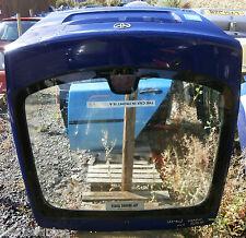 TOYOTA AVENSIS 1998-1999 HATCH TAILGATE PANEL BLUE