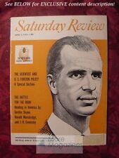 Saturday Review June 2 1956 JOHN HERSEY Alexander Marshack