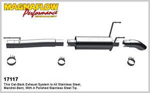 Dodge Ram 1500 V8 5.7L  Crew Magnaflow Cat-Back Exhaust System Muffler 2006-2007