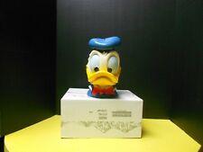 New Listing1971 Walt Disney Donald Duck Coin Bank Vintage Bust Head Play Pal Plastics 5224