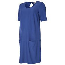 Mamalicious Astrid Maternity Tunic Dress, Twilight - Small BNWT £40