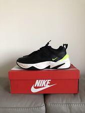 100% Authentic Brand New Nike MK2 Tekno -  Black / Volt - UK 8