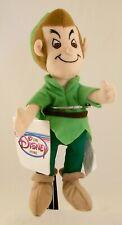 "Disney Store's ""Peter Pan"" Mini Bean Bag Plush NWT MINT & RARE"