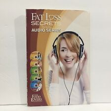 Food Lovers Fat Loss Secrets Audio Series 5 CDS Day By Day Audiobook