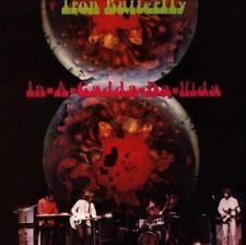 Audio Cd Iron Butterfly - In-A-Gadda-Da-Vida