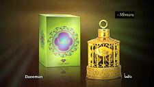 Swiss Arabian Daeeman Concentrated Perfume Oil / Attar /Ittar  24 ml (unisex)