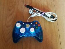 Rock Candy Wired USB Controller Gamepad For Xbox 360 Blue