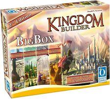 Queen Games 10363 - Kingdom Builder Big Box 2nd Edition - alle Addons NEU & OVP