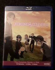 NEW Kokoro Connect [Blu-ray] 13Eps + 4 OVAs Anime Subtitled