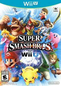 Super Smash Bros. (Nintendo Wii U)