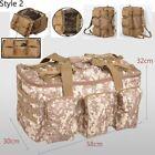 Men's Large Capacity Camping Bags Durable Nylon Rucksack Outdoors Sports Bag New