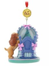 Disney Store 2020 Lady and the Tramp 65th Anniversary Legacy Sketchbook Ornament