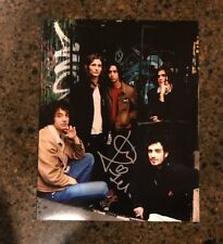 * JULIAN CASABLANCAS * signed autographed 11x14 photo * THE STROKES  * PROOF * 7