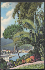 Italy Postcard - View of Rapallo   RS5520