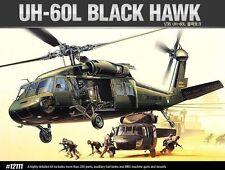 Academy 1/35 Scale Plastic Model Kit UH-60L BLACK HAWK 12111 NiB