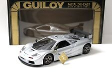 1:18 Guiloy McLaren LM F1 Prototype silver NEW bei PREMIUM-MODELCARS
