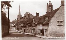 St Osyths Oundle (B) Anchor Inn Pub unused RP pc Leayton Series