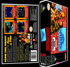 Home Improvement - SNES Reproduction Art Case/Box No Game.