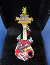 Hard Rock Cafe Casino Tampa FL - Ltd Ed. Punk Belt and Horns pin 1 of 300 made