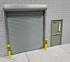 Shop Doors 1/24 Scale Action Figure Garage Diorama Dollhouse Accessories
