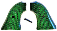 Fits Heritage Arms Rough Rider GRIPS .22 & .22 MAG Green Hex