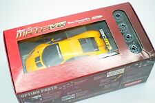 KYOSHO MR03VE McLaren 12C GT3 2013 Body Chassis Set(32765OR)