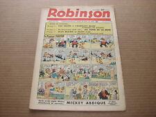 *** ROBINSON *** n° 158 - 07/05/1939