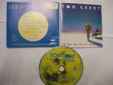TOM GRANT In My Wildest Dreams – 1992 USA CD – Jazz – BARGAIN!