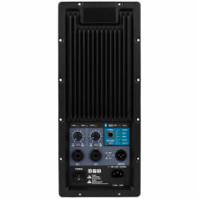 Dayton Audio PPA800DSP 2-Way Plate Amplifier 800W 2-Channel with DSP and Bluetoo