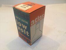 Job Lot Six Atlas E27 12v Volt 50w Display Lamps  Light Bulbs Edison Screw ES