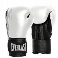 Everlast 12oz. Pro Style Power Training Boxing Gloves in White/Black
